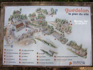 Baustelle Guédelon