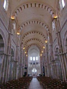Vézelay -Basilika