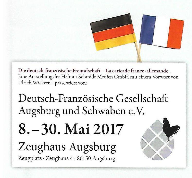 12.05. – 14.05.2017: 50 Jahre Städtepartnerschaft Augsburg ...
